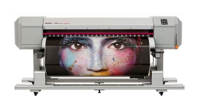Mutoh ValueJet 1638 Printer